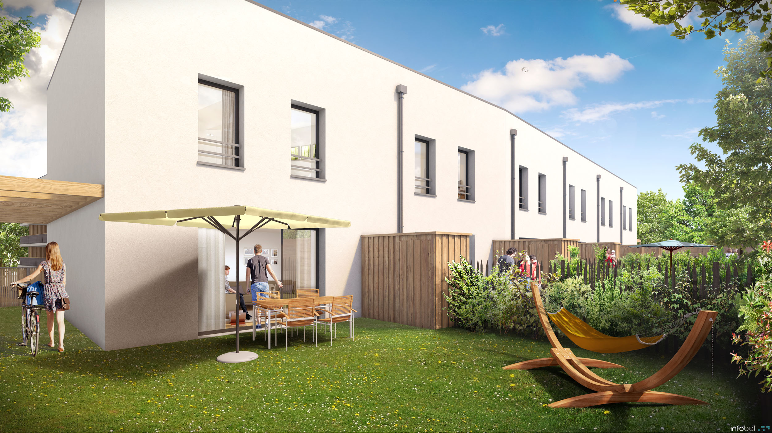Programme immobilier neuf OVALY