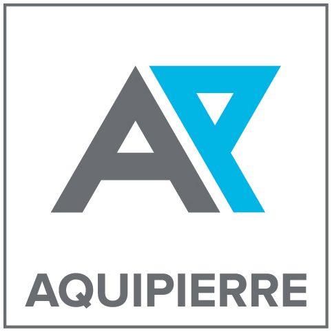 logo de l'agence AQUIPIERRE DEVELOPPEMENT