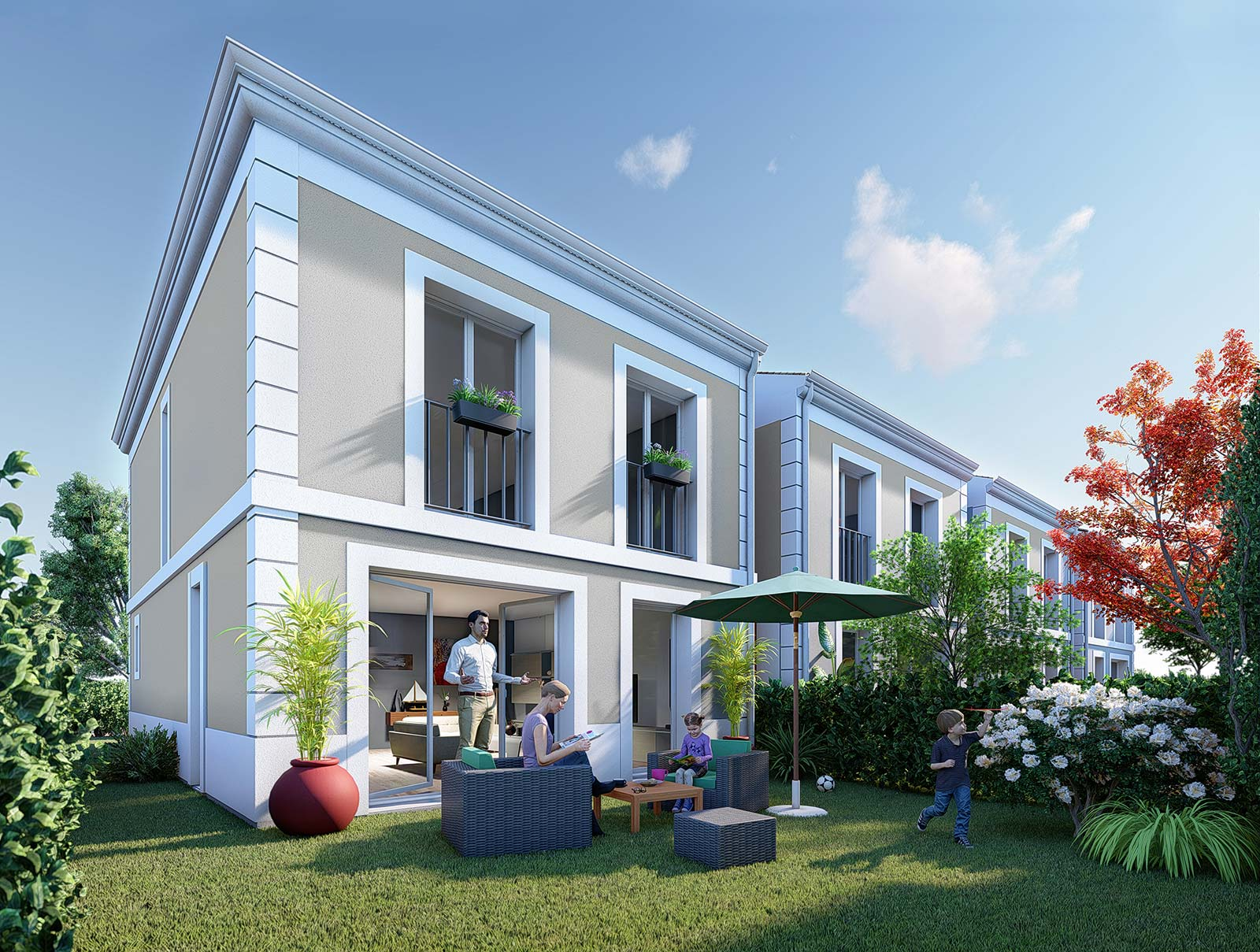 Programme immobilier neuf LE SWING