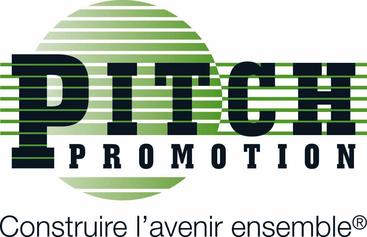logo de l'agence PITCH PROMOTION