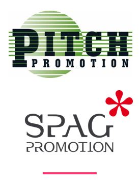 logo de l'agence PITCH PROMOTION