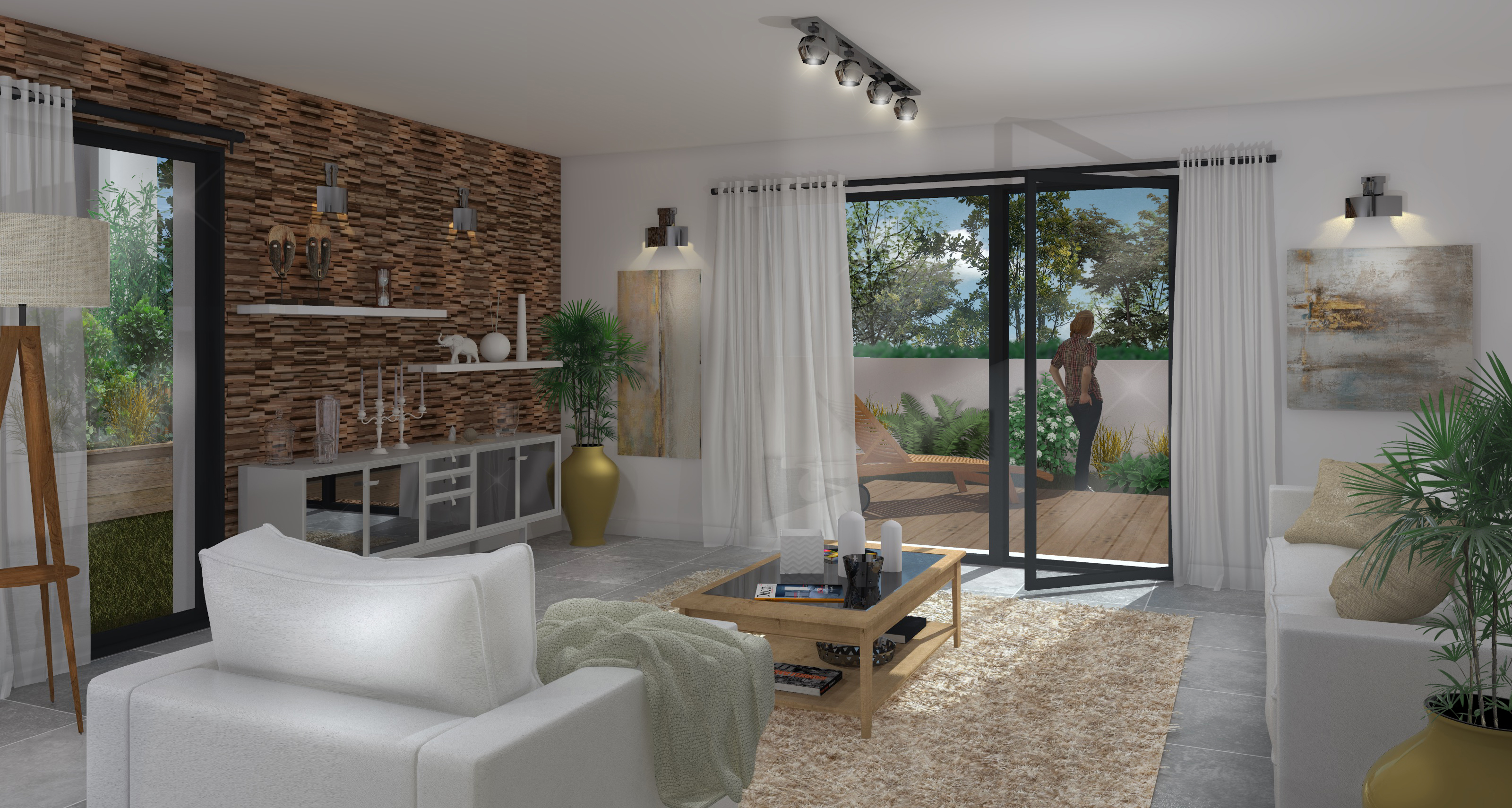 Programme immobilier neuf GREEN COTTAGE